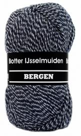 Botter IJsselmuiden Bergen 47 Donkerblauw/grijs