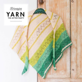 Yarn, the after party Patroon Forest Valley Shawl nr 23