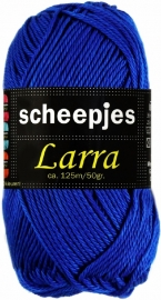Scheepjeswol Larra 7384 Kobaltblauw
