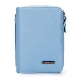 Namaste Portfolio 25,4x16,5x8,9cm Blauw