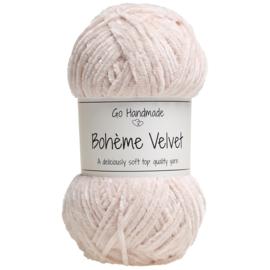 Go Handmade Bohème Velvet Fine - Sand - 17609