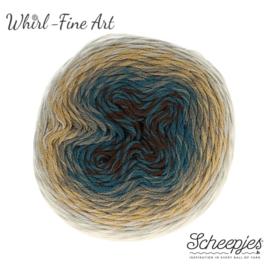 Scheepjes Whirl Fine Art Cubism 654