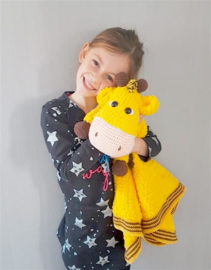 Garen en fournituren pakket  Woolytoons Gideon Giraffe