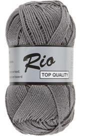 Lammy Yarns Rio katoen 004 Warm grijs