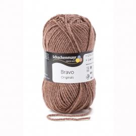 Bravo SMC 8197 Holz meliert - Middenbruin