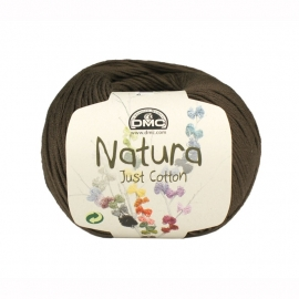 DMC Natura Just Cotton N22 Tropic bruin