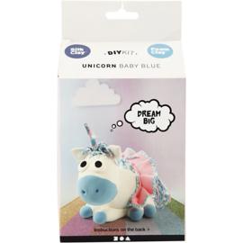 Funny Friends Unicorn blauw