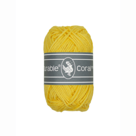 Durable Coral mini 2180 Bright yellow