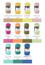 11 nieuwe kleuren Catania Trend 2020 in 1 klik!