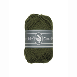 Durable Coral mini 2149 Dark olive
