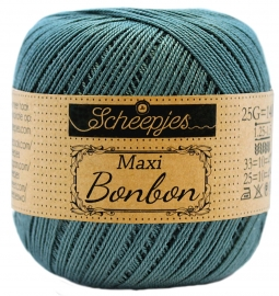 Scheepjes Maxi Sweet Treat (Bonbon) 391 Deep Ocean Green