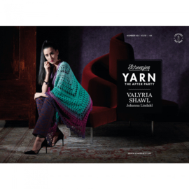 Yarn, the after party Patroon Valyria Shawl nr 49