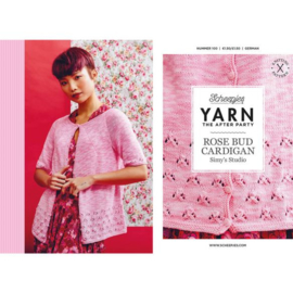 Yarn, the after party Patroon Rose Bud Cardigan nr 100