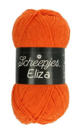 Scheepjes Eliza 238 Orange Ochre