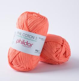 Phil coton 3  Corail 0033