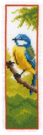 Bladwijzer Vogeltje Pimpelmees (1 stuk)