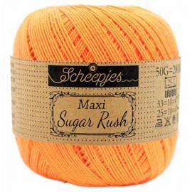 Scheepjes Maxi Sugar Rush 411 Sweet Orange