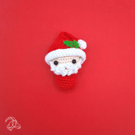 Hardicraft Haakpakket Hanger mini kerstman