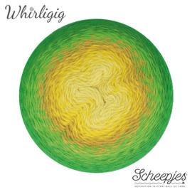 Whirligig 206 Green to Ochre