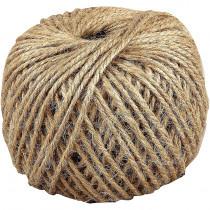 Natuurlijk hennep touw 3mm