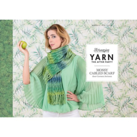 Yarn, the after party Patroon Mossy Cabled Scarf nr 12