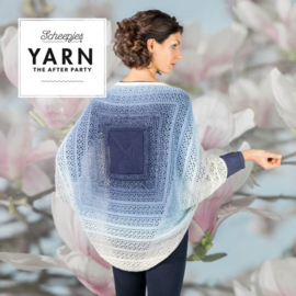 Yarn, the after party Patroon Indigo Shrug nr 27