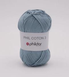 Phil coton 3  Jeans Bleached 2463