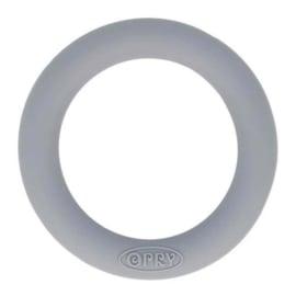 Opry siliconen bijtring  55mm kleur 004 Grijs
