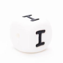 Durable Siliconen letterkraal  - I