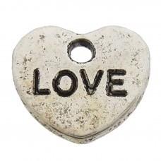 Hartje bedel met Love