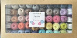SMC Catania Box Pastel tinten - Pastel - 50 bolletje/20gram