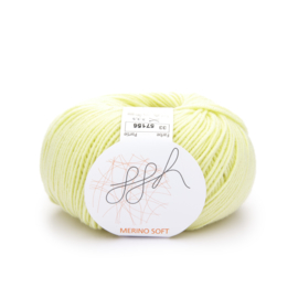ggh Merino Soft 033 -  Pastelgeel