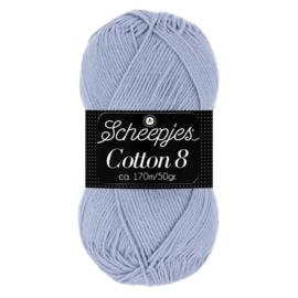 Cotton 8 Scheepjes 651 Lila