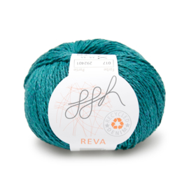 Ggh Reva -  gerecycled jeans katoen 017 Blaugrün