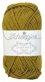 Scheepjes Linen Soft 610 Olijf