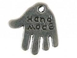 Handje bedel met hand made