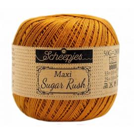 Scheepjes Maxi Sugar Rush 383 Ginger Gold