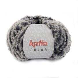 Katia Polar 84 Gemeleerd Donkerblauw