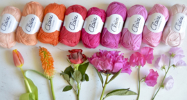Flower en Yarn pakket