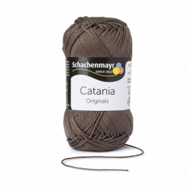 Catania katoen 387 Zwarte Olijf