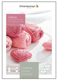 Staalkaart - kleurenkaart SMC Catania 100 kleuren