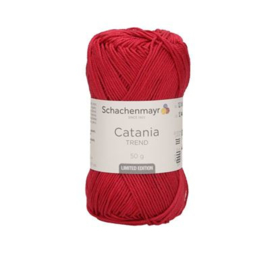 Catania Katoen 300 - Beauty Red Trend 2021 Limited