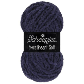 Sweetheart Soft 10 (Donkerblauw)