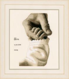 Telpakket kit Baby geluk