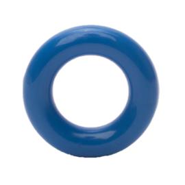 Plastic Ringetje 25 mm ~ Blauw