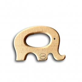 Houten bijtring  Olifant 7,0 x 5,0 cm