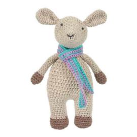 Tuva Haakpakket Amigurumi Lucy the Lamb