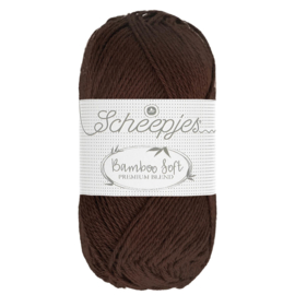 Scheepjes Bamboo Soft 257 Smooth Cocoa