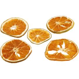 Gedroogde stukjes Sinaasappel 40-60mm 5 stukjes