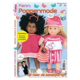 Marie's Poppenmode nr 20 - zomermode